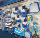 We Stock A Wide Variety Swimming Pool Cleaning, Maintenance Supplies And  Accessories. Our Store Features An Entire Section Dedicated To Swimming Pool  ...
